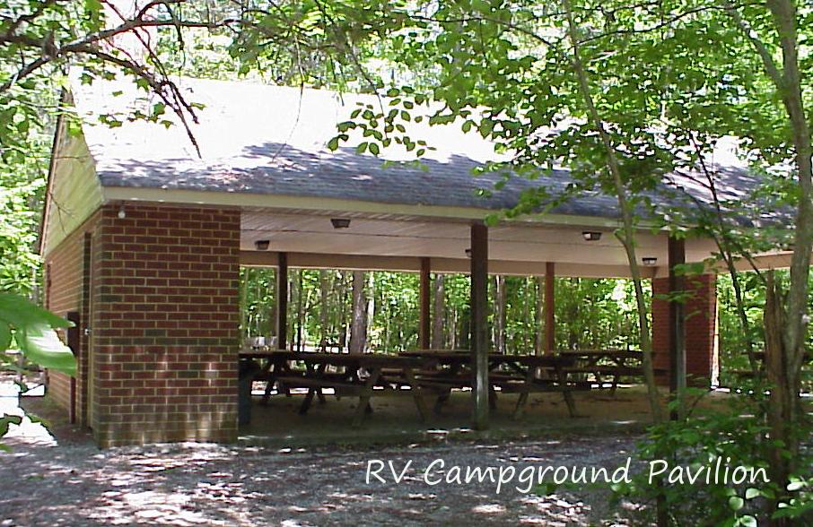 RV Park/Campground Pavilion