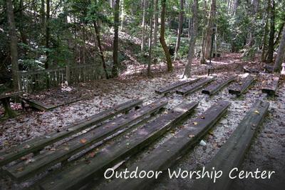 Outdoor Worship Center