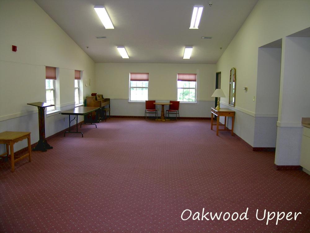 Oakwood (Upper)