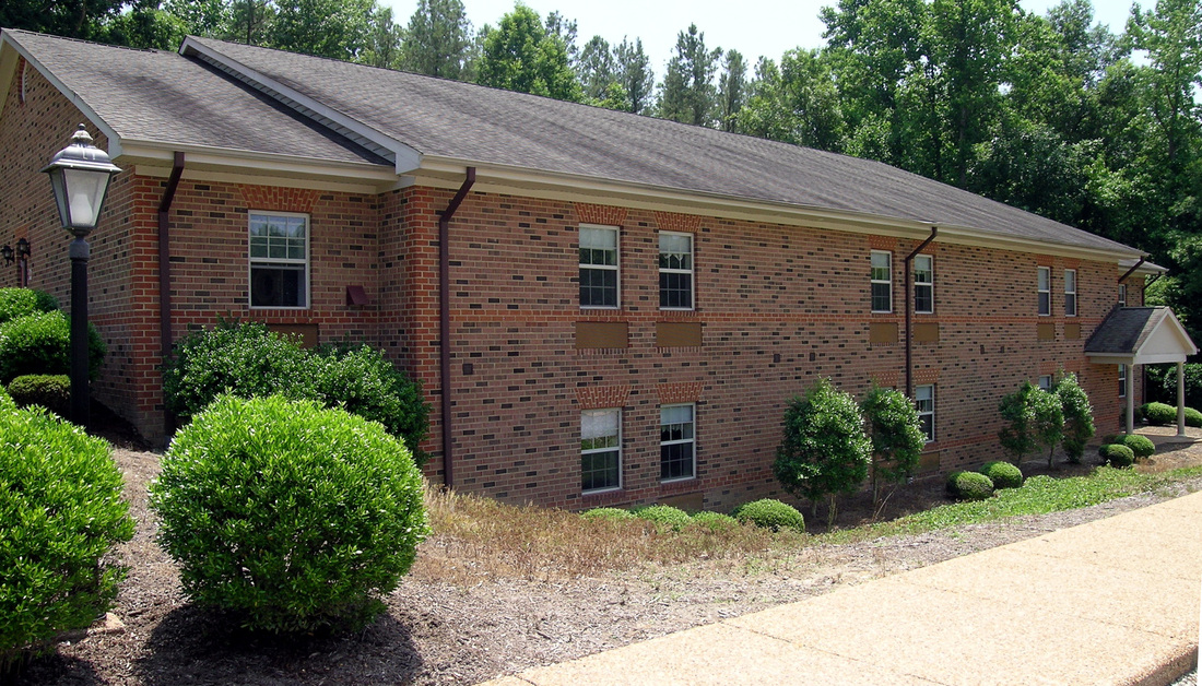 Lodge in Williamsburg, VA at WCRC