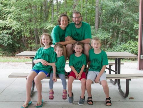 Virginia Family Vacation