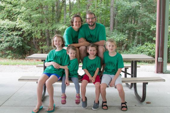 Family Retreat Center in Virginia