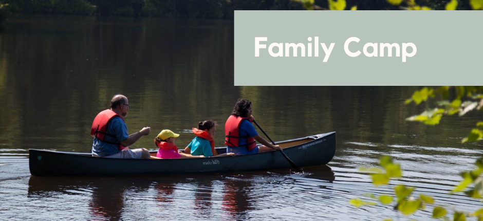 Christian Family Camp in Virginia