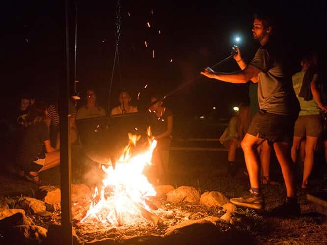 WCRC Retreat Center Overnight Field Trips