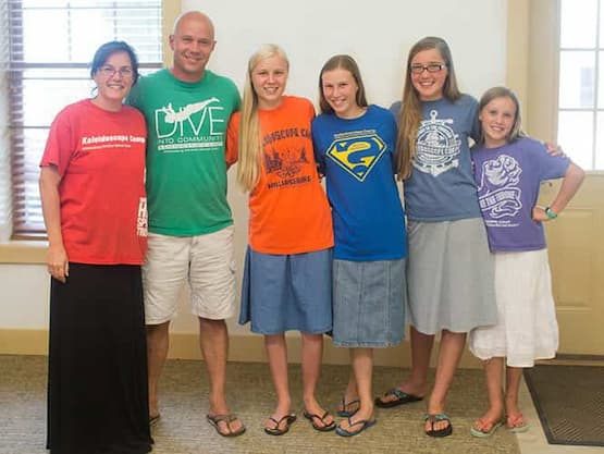 WCRC Family Reunion Venue Lodge Photo
